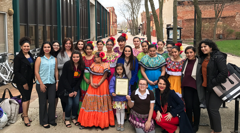 Young Latina Day Proclamation